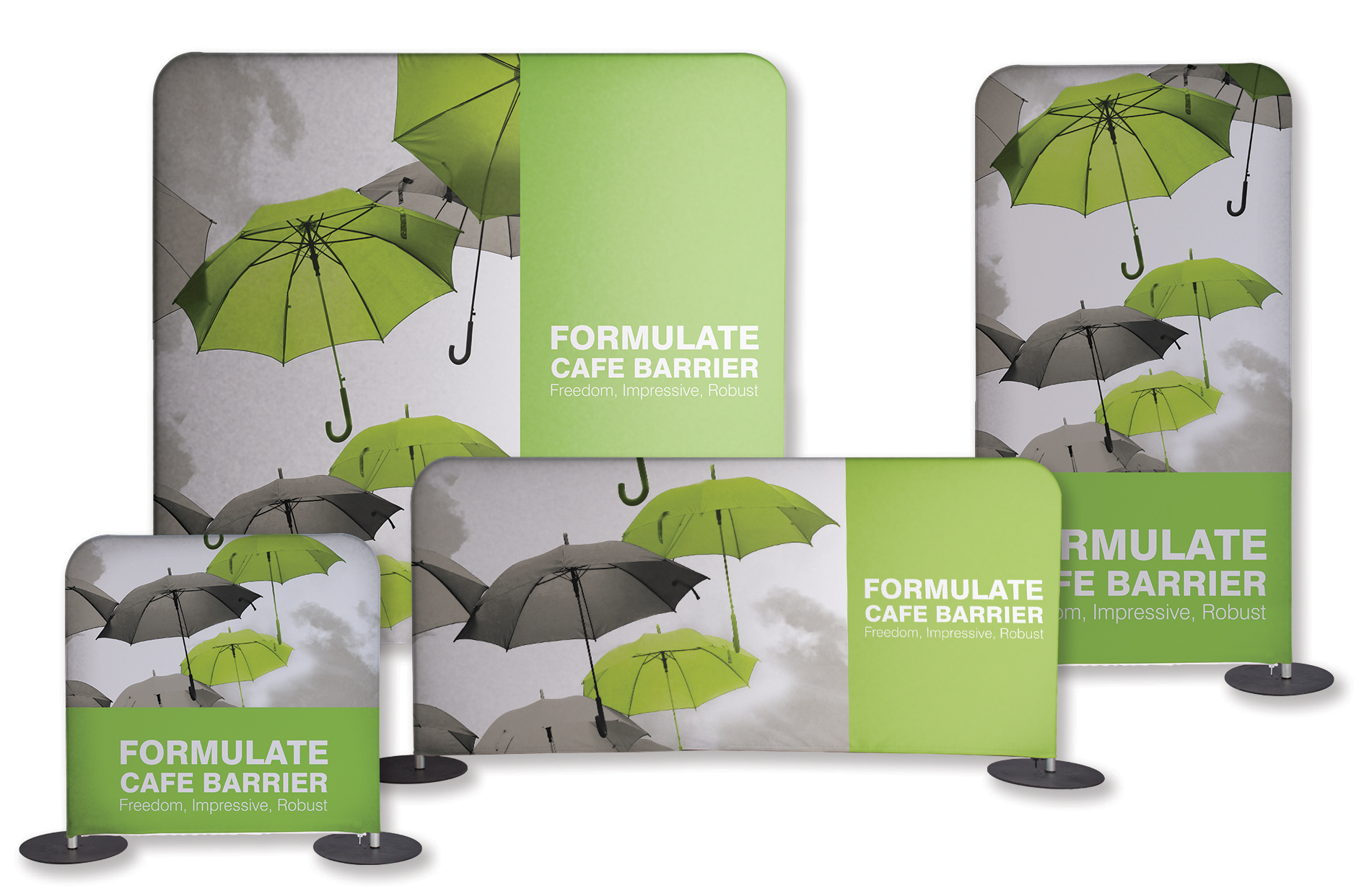 formulate fabric stand